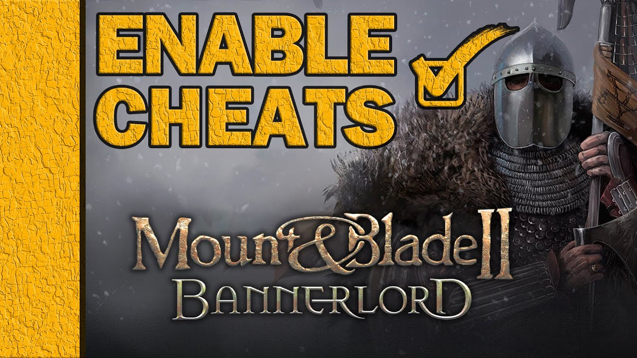 Mount and Blade Warband Cheat in detail