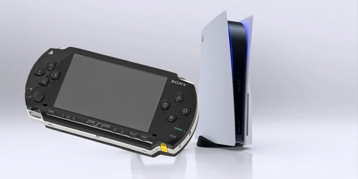 PSP And PS Vita Will Be Compatible With PS5