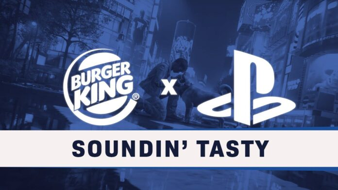 PS5 Startup Sound Revealed By Burger King